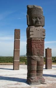La serpiente emplumada y el rey tolteca de Tula - Diálogos