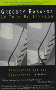 Gregory Rabassa Treason